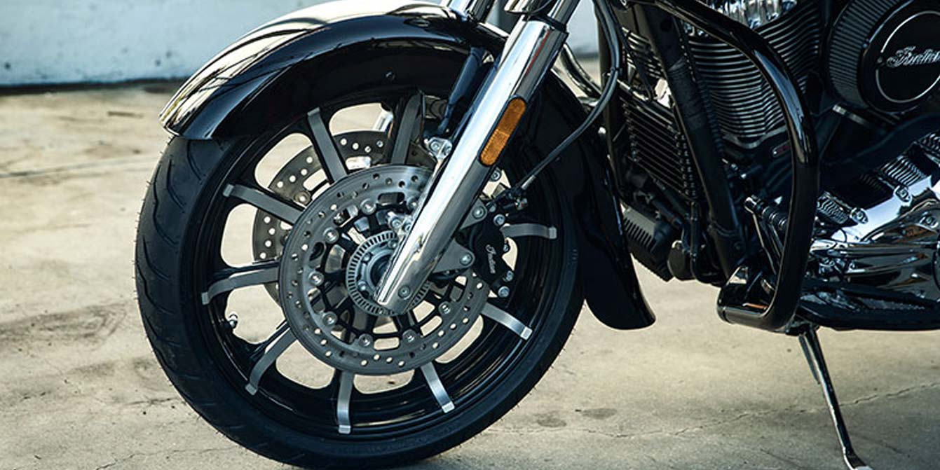 Indian® Chieftain® Limited - ABS