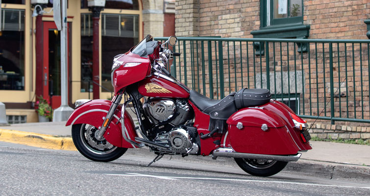 Indian® Chieftain® Classic - 6-VERSNELLINGSBAK