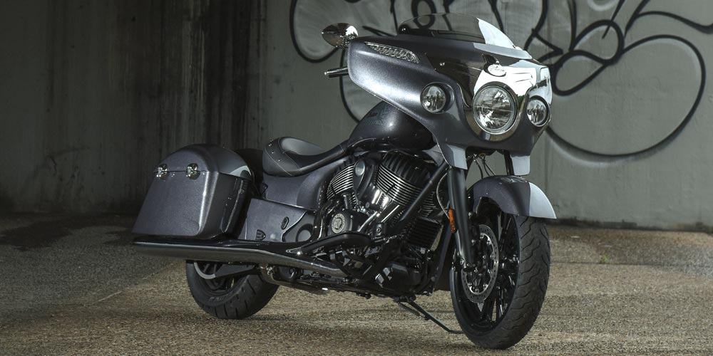Indian® Chieftain® - MODERNE STYLING