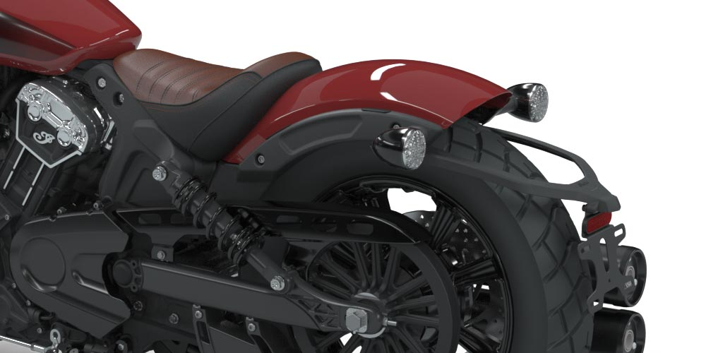 Indian® Scout Bobber - LED RICHTINGAANWIJZERS