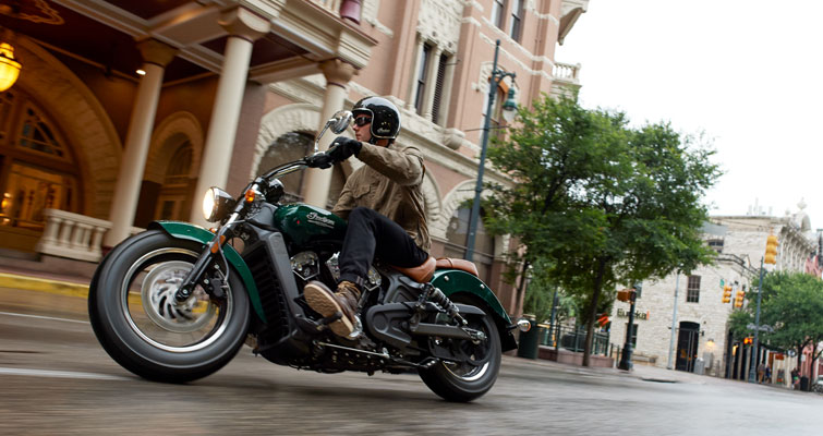 Indian® Scout - BESTE HANDLING