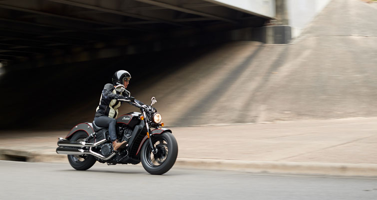 Indian® Scout Sixty - LICHTGEWICHT CHASSIS